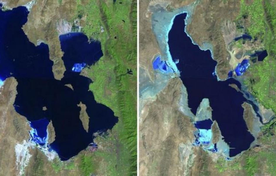 Как человек изменил Землю (16 фото)