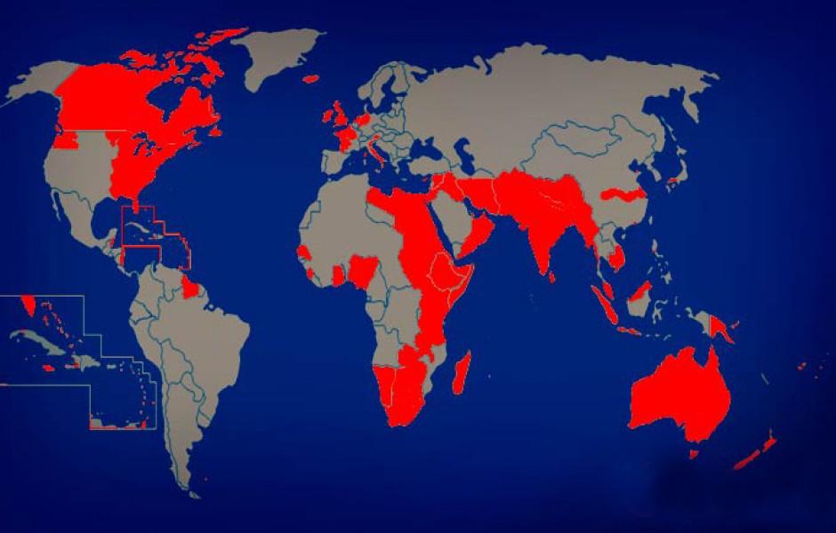 10 стран, которые могли бы существовать