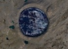 Интересные места в Google Earth (18 фото)