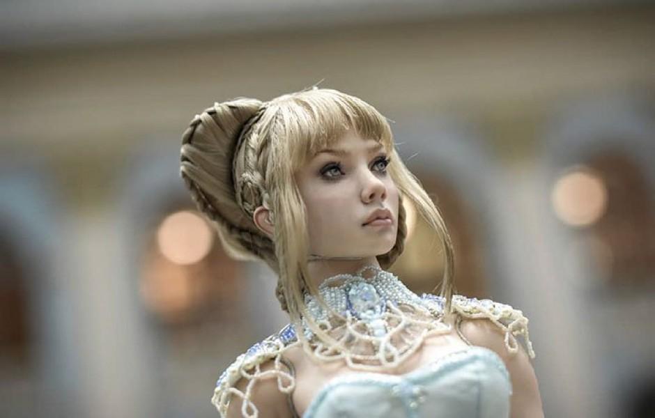Пара из Краснодара создаёт потрясающе реалистичных кукол (27 фото)