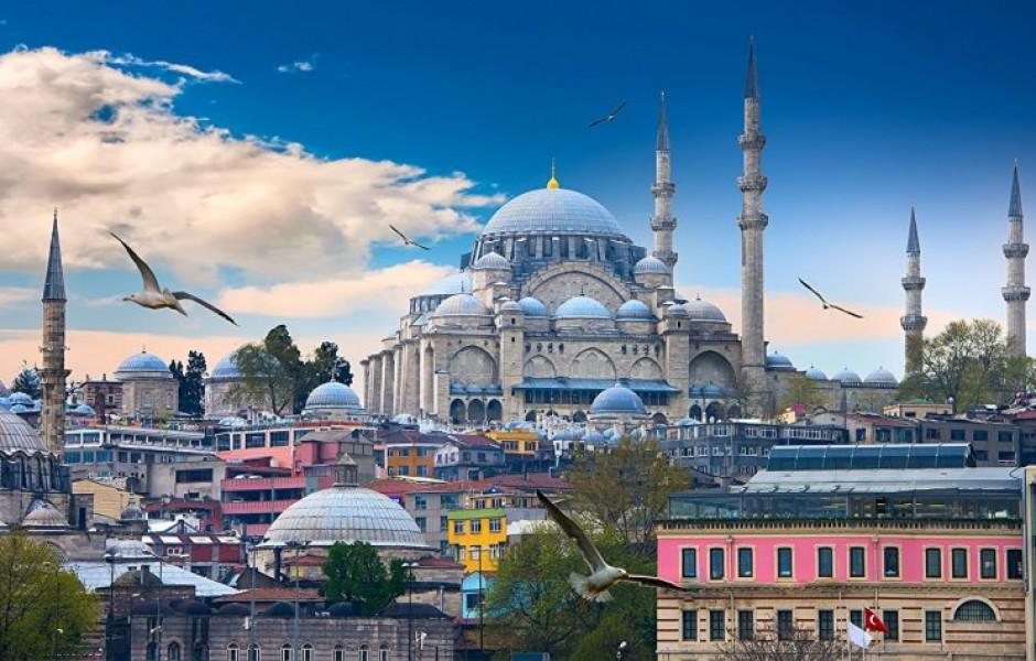 Не самые известные, но потрясающие места в Турции (10 фото)