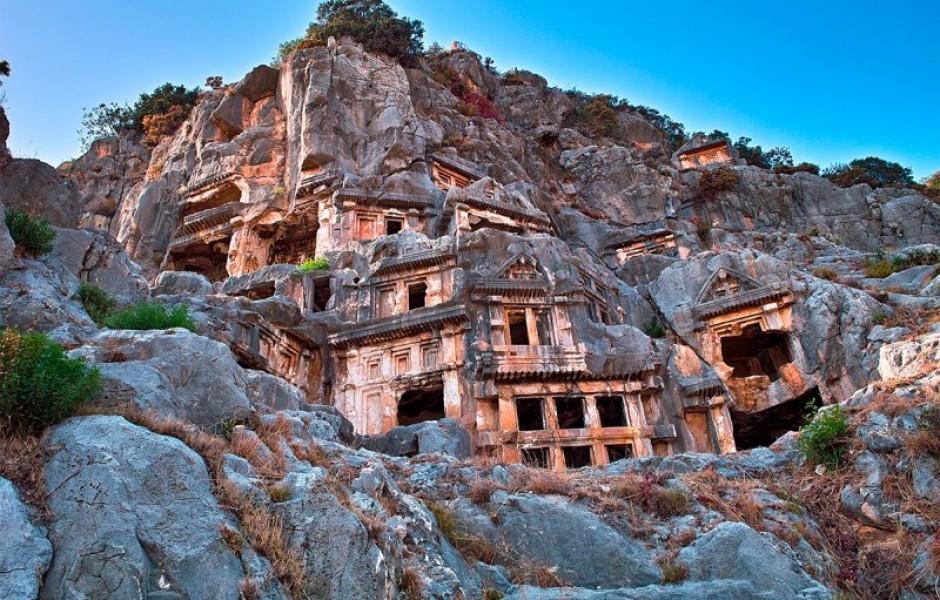 ТОП-5 необычных мест Турции