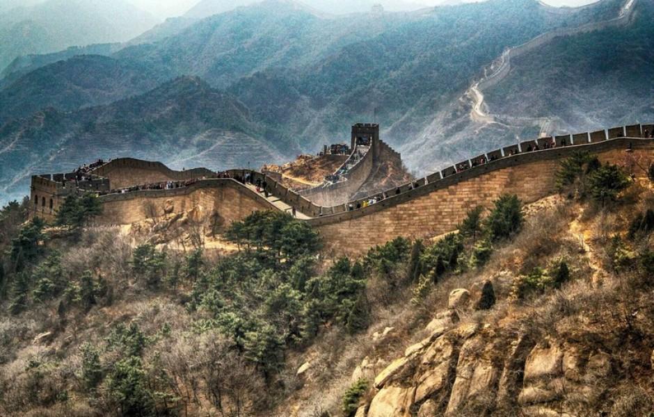ТОП-10 самых известных стен в мире