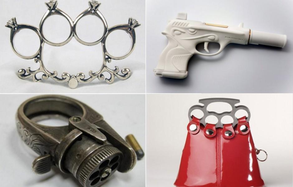Обзор самого оригинального и эффективного женского оружия для самообороны