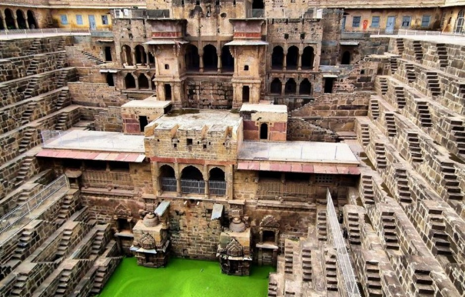 Древнейшая архитектура мира(10 фото)