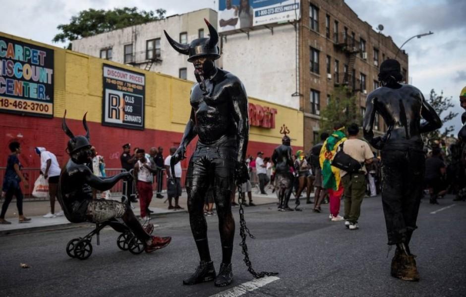 Парад карибской культуры