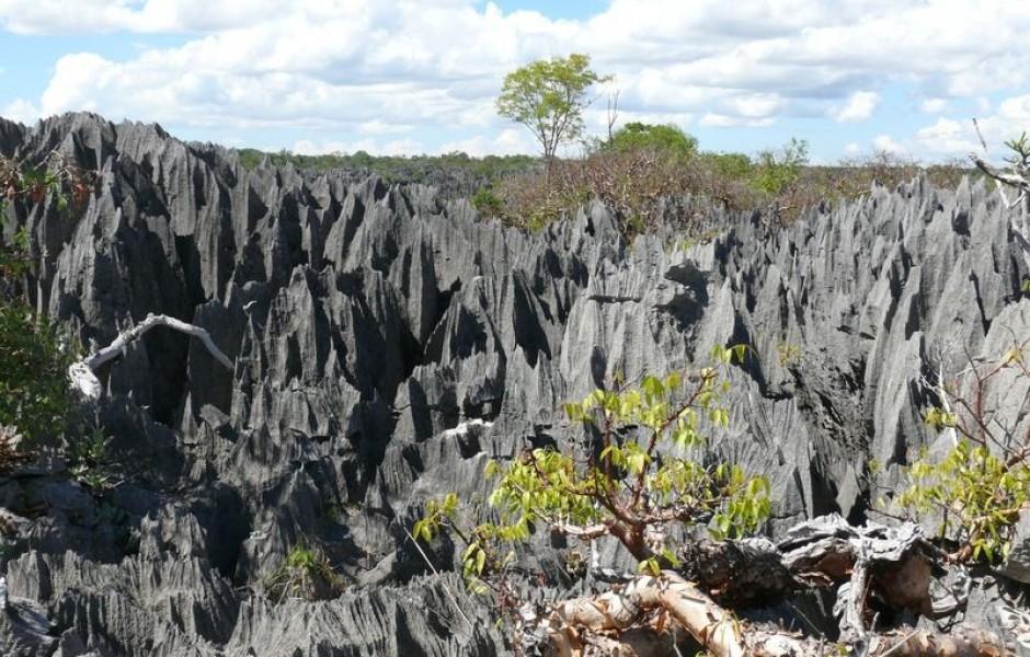 10 красивых геологических чудес (10 фотографий)