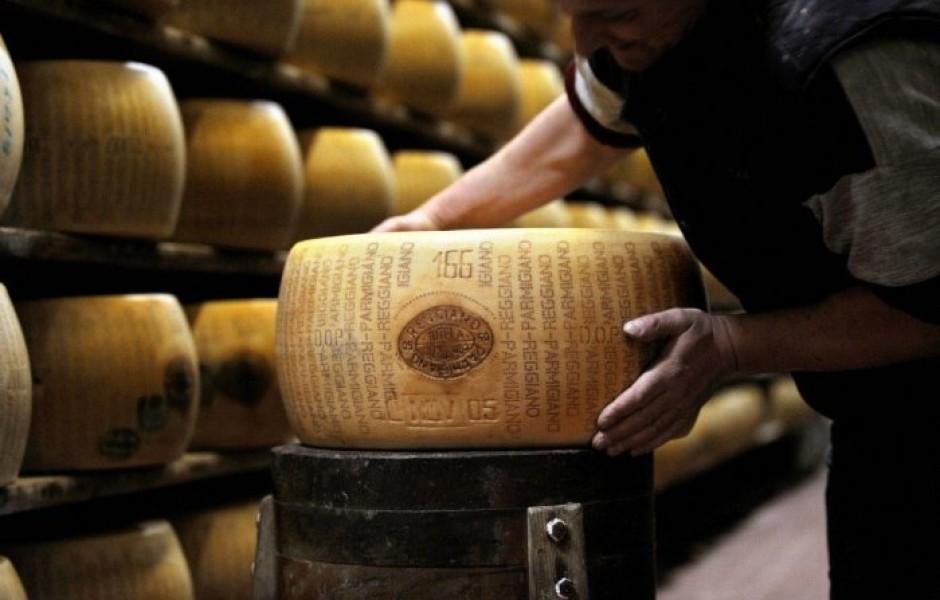 Итальянский банк, в котором кредитной валютой является сыр