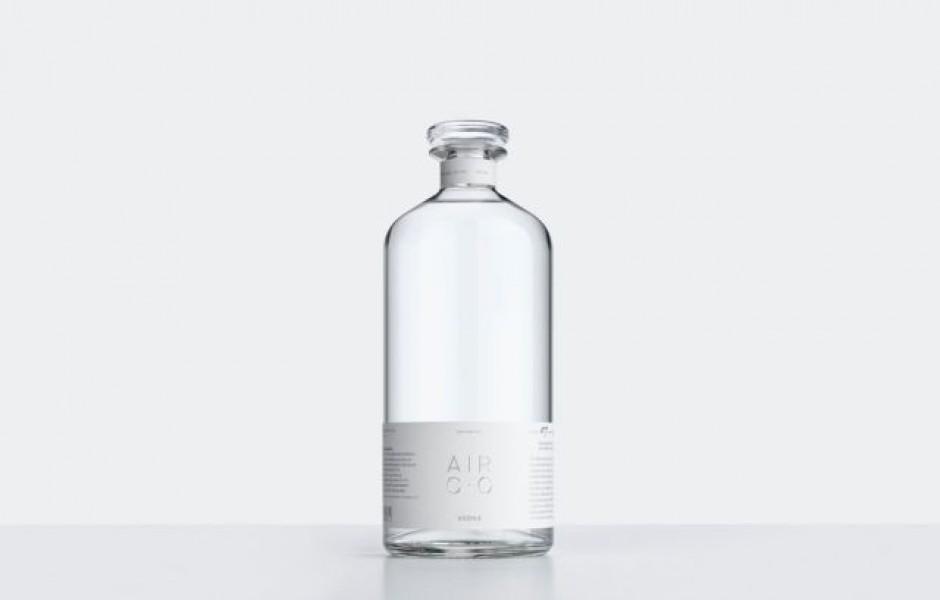 Водка, которая очищает атмосферу от углекислого газа
