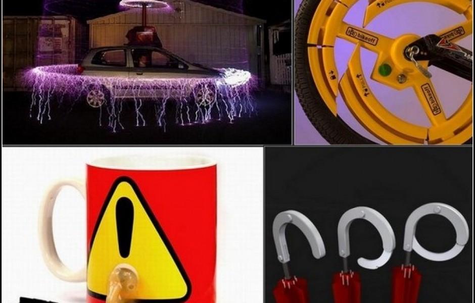 ТОП-10 самых необычных устройств против воров
