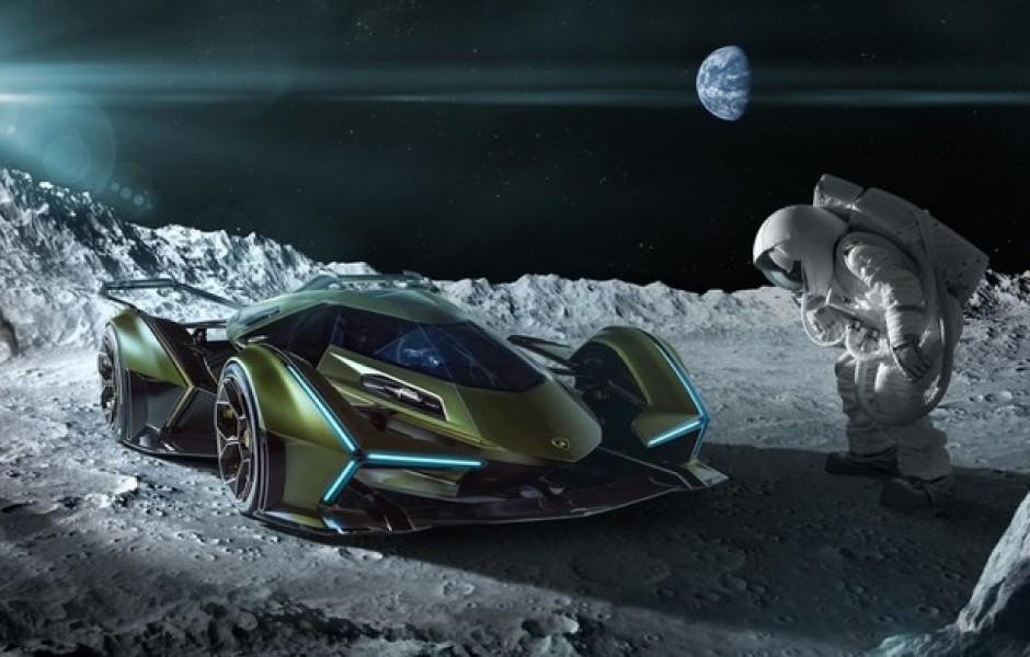 Lamborghini сделала одноместный суперкар с V12