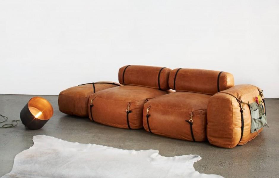 13 концептуальных необычных диванов