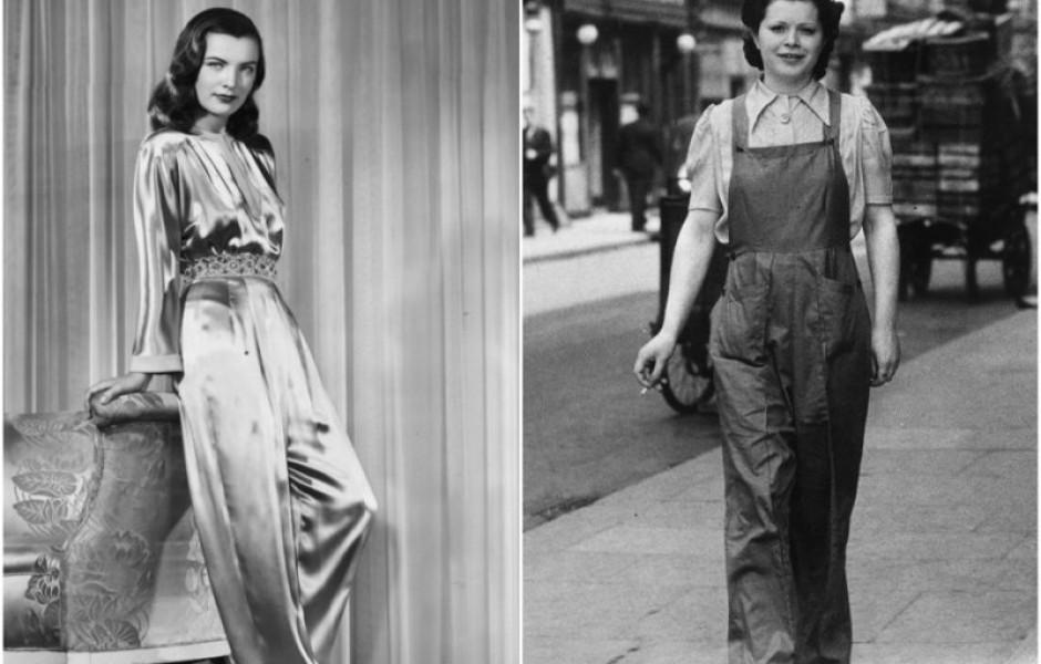 История моды: История комбинезона