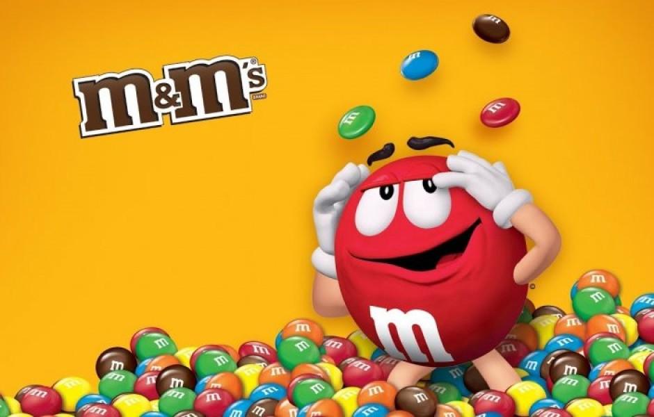 Что означают буквы в названии конфеток M&M's?