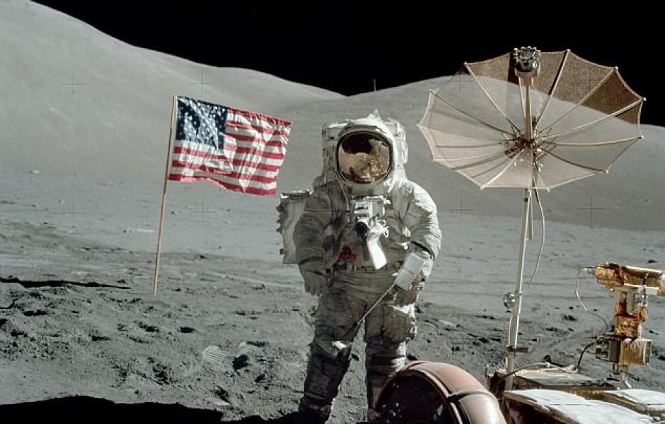 Почему больше не происходит высадок людей на Луну?