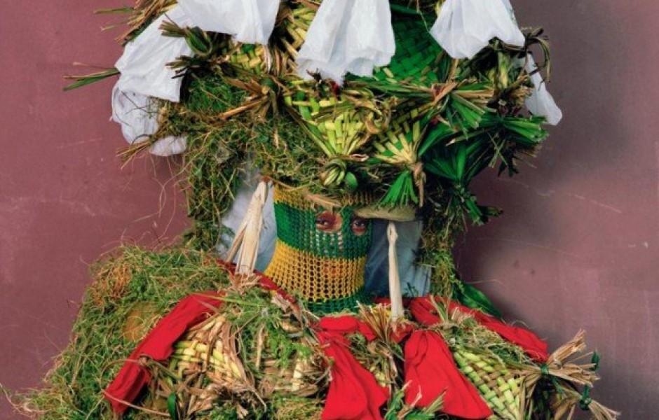 Ритуальные маски разных народов (24 фото)
