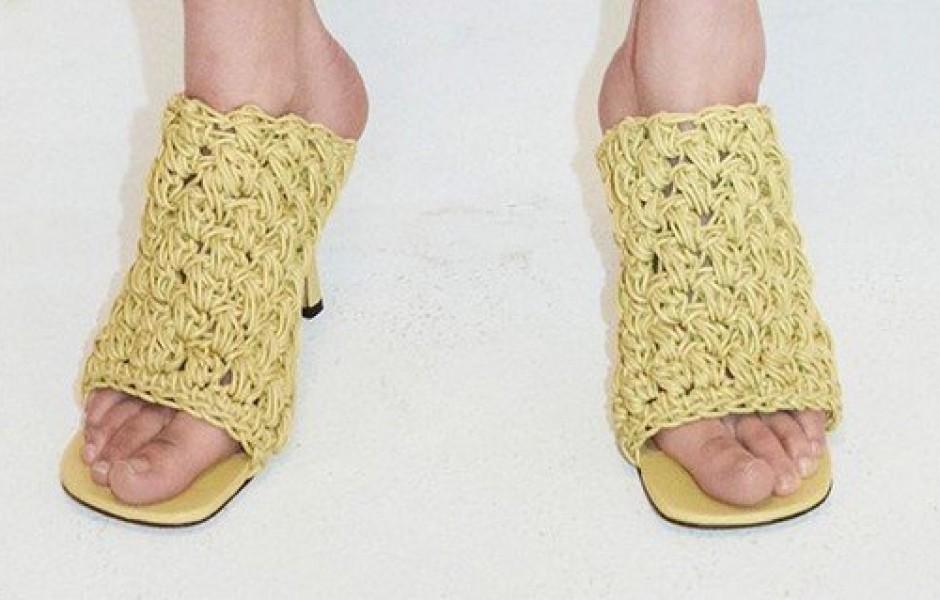 Теперь «Доширак» можно носить на ногах (3 фото)