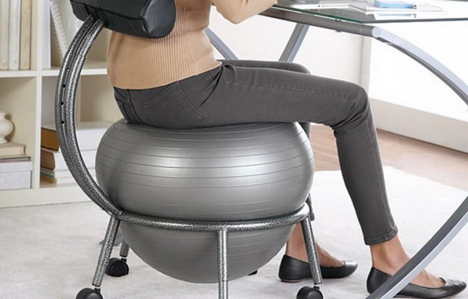 Необычные офисные стулья в мире (15 фото)