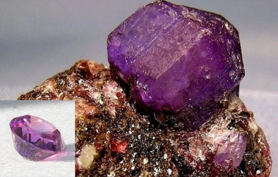 12 самых редких драгоценных камней в мире