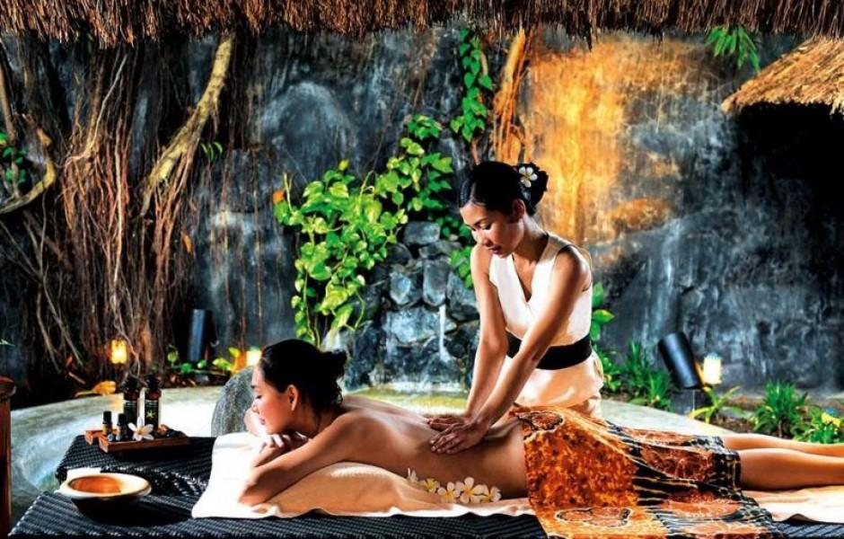 Виды массажа в различных странах