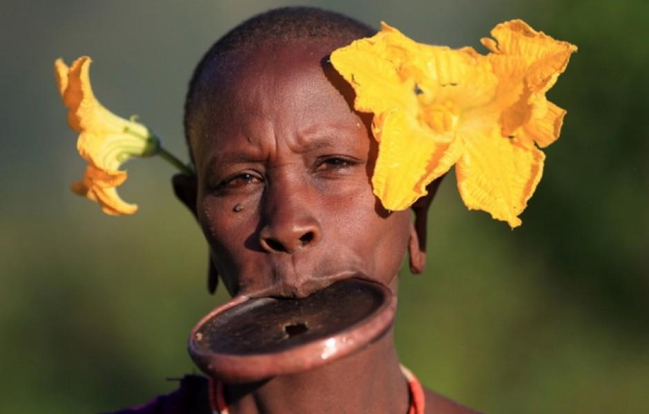 Красота женщин в разных стран (11 фото)