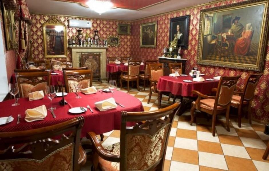 ТОП-11 самых удивительных ресторанов  Киева