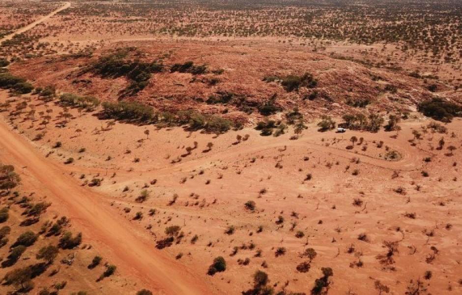 Найден самый старый метеоритный кратер на Земле