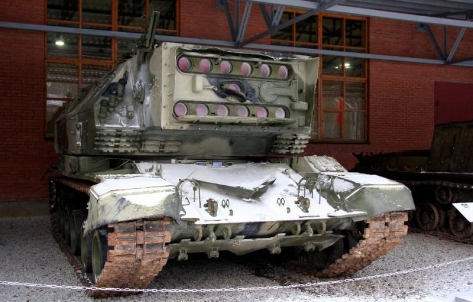 Топ-10: Самые необычные танки мира