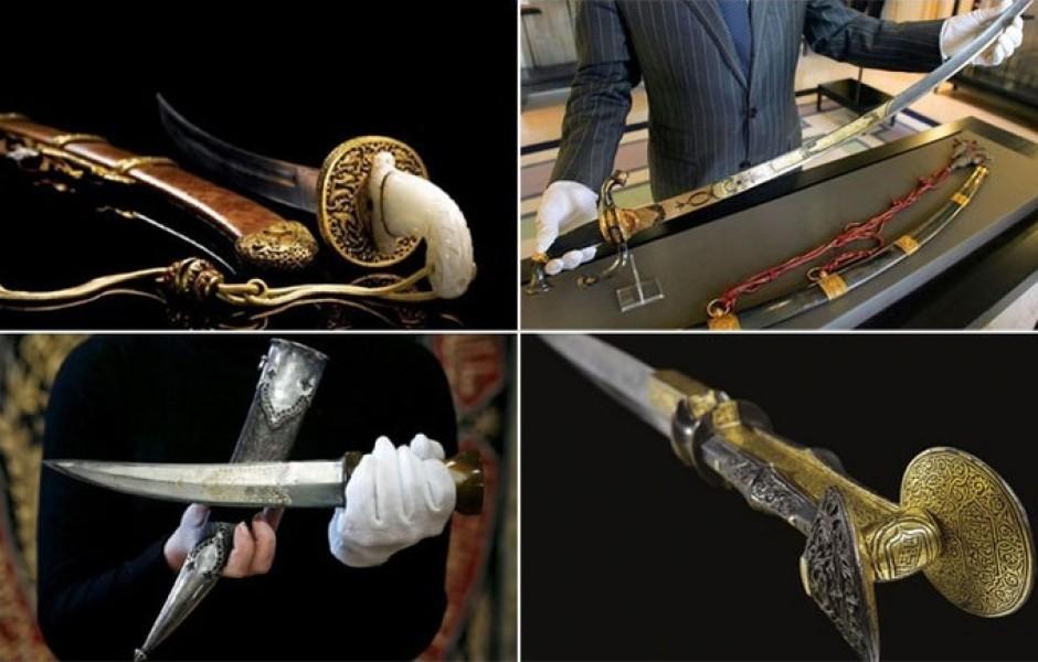 ТОП-10 дорогих средневековых мечей