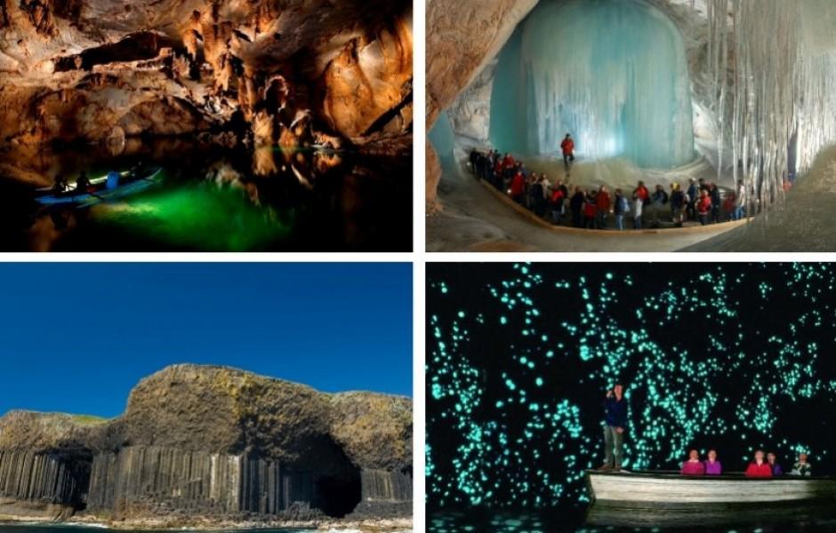 ТОП-10 самых интересных пещер в мире