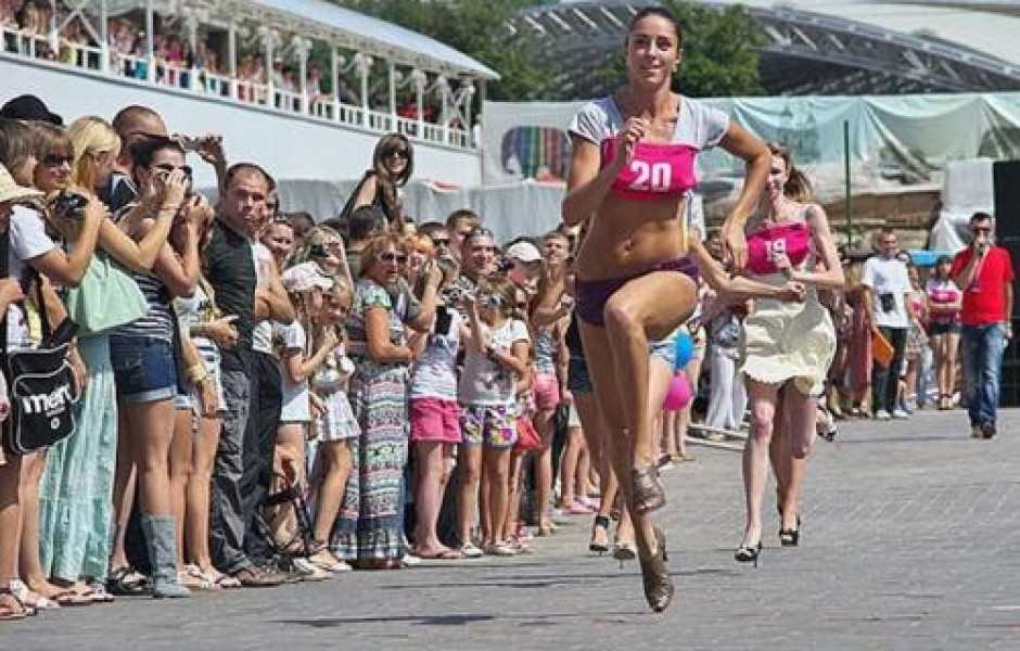 ТОП-12 самых необычных видов спорта в мире