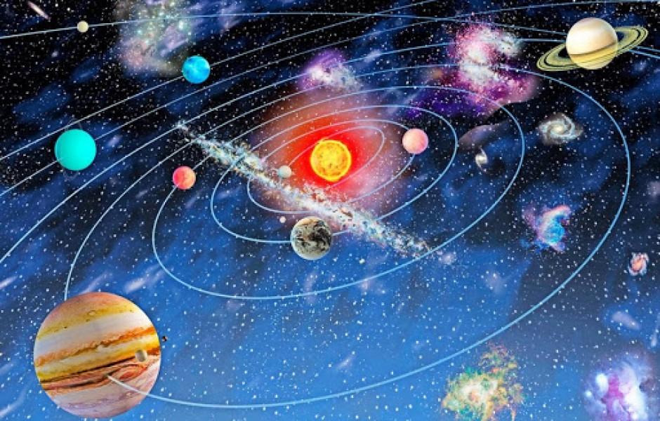 Сколько длится год на других планетах?
