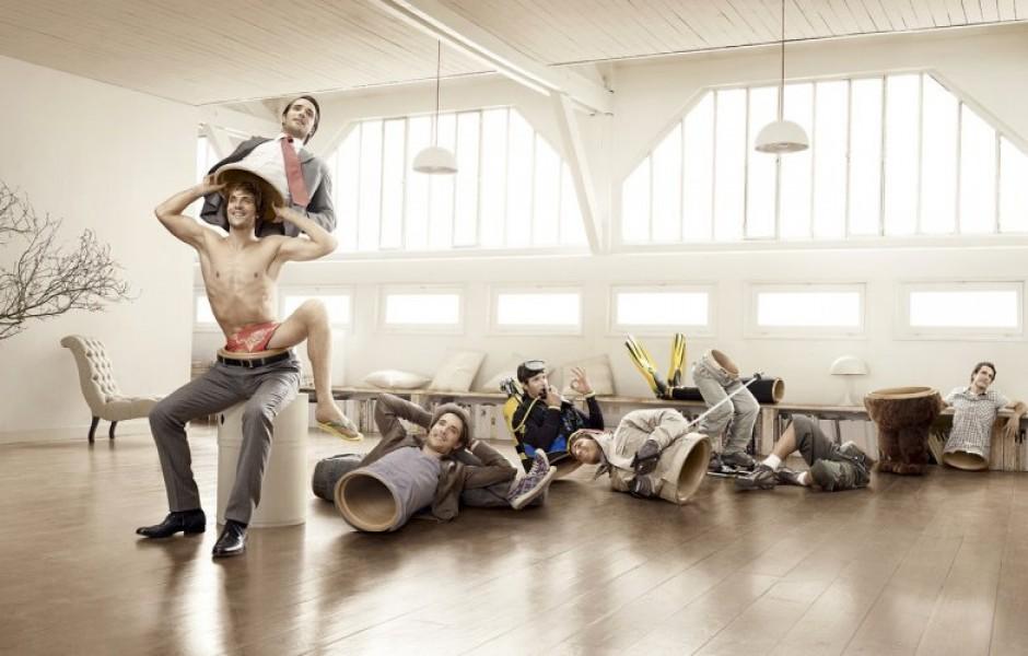 7 необычных тренингов для тех, кому скучно живется