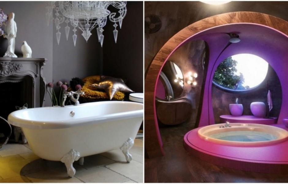10 ванных комнат, при взгляде на которые хочется остаться там жить