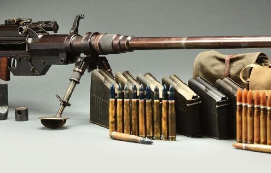 Противотанковое ружье Солотурн Solothurn S18 100 Швейцария