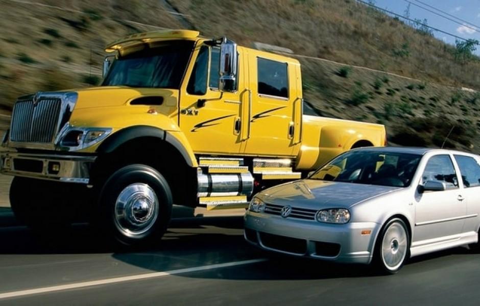 9 самых больших легковых автомобилей