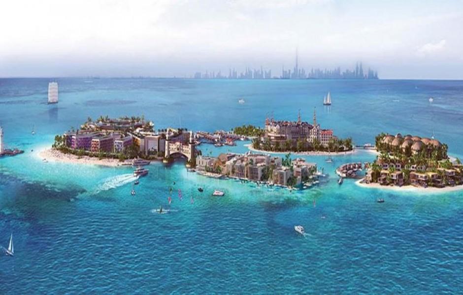 В Дубае построят «собственную Европу»
