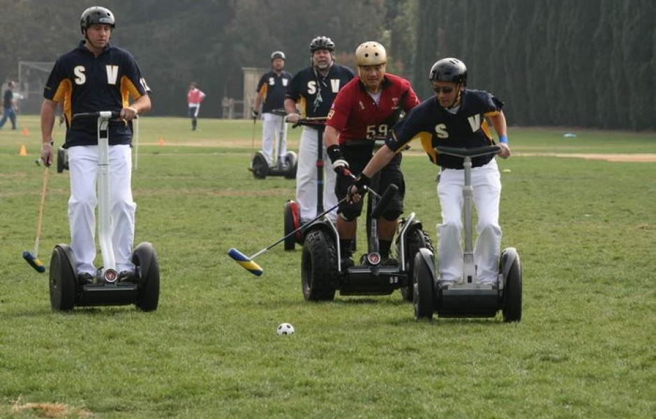 Интересные и необычные виды спорта (6 фото)
