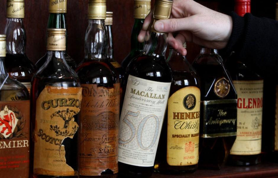 Скотч, бурбон и виски: в чем заключается принципиальная разница между выпивкой