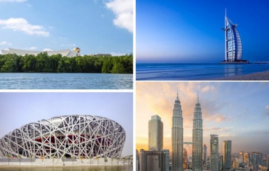 26 впечатляющих архитектурных чудес