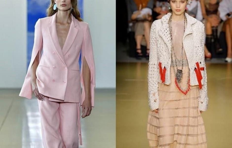 Какие пиджаки в моде в 2020?
