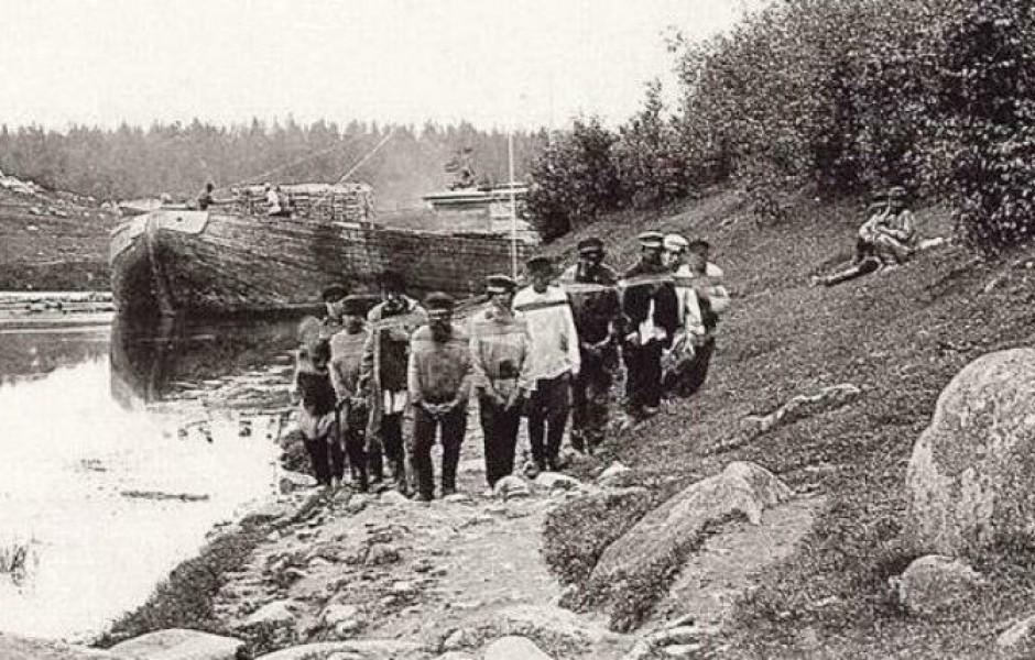 Зачем в эпоху пароходов были нужны бурлаки?