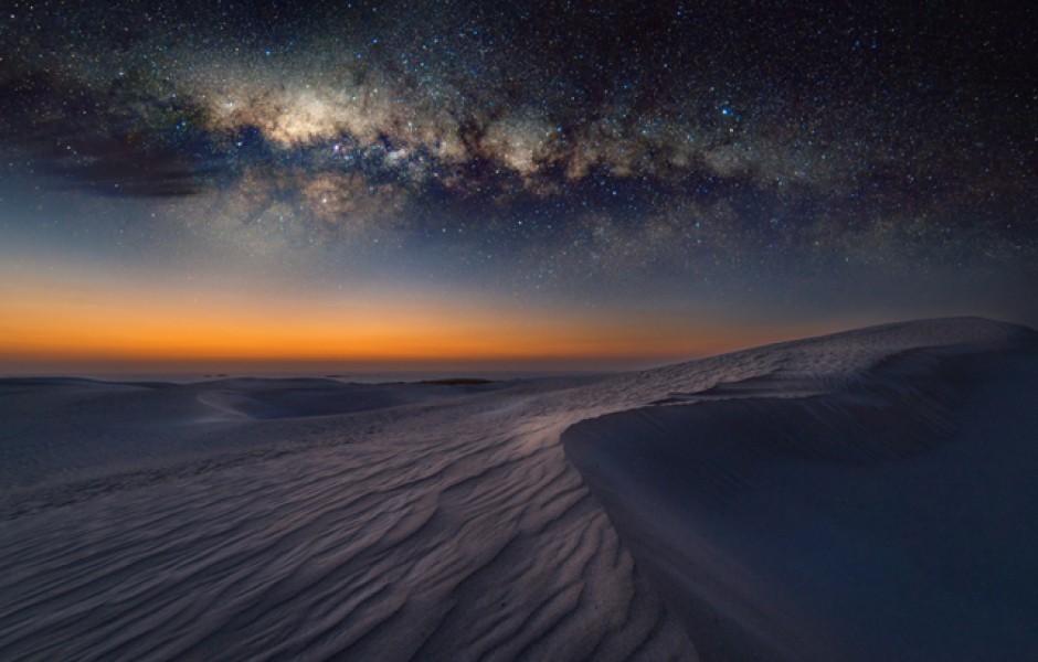 Почему в пустынях дни жаркие, а ночи холодные?