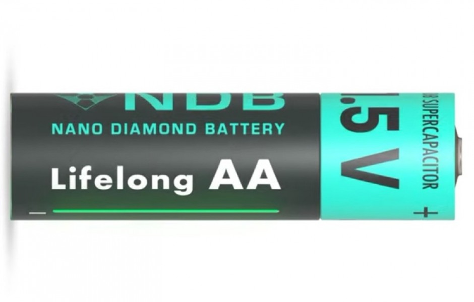 Представлена «вечная» батарейка на радиоактивных элементах
