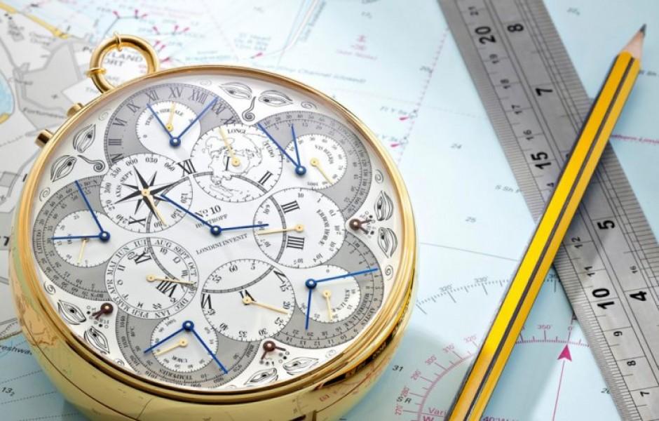 По какому принципу работают атомные часы