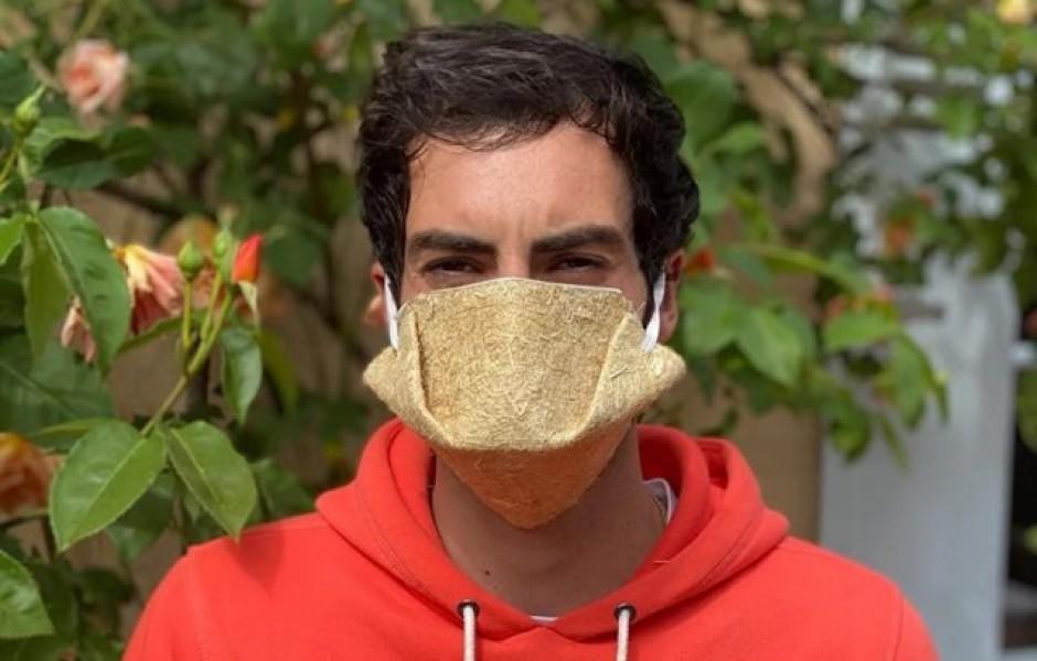 Во Франции начали выпускать защитные маски из конопли