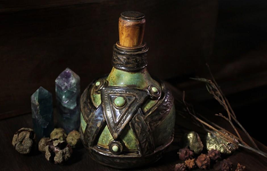 Средневековое зелье, ставшее ключом к победе над серьезной инфекцией ( 9 фото )