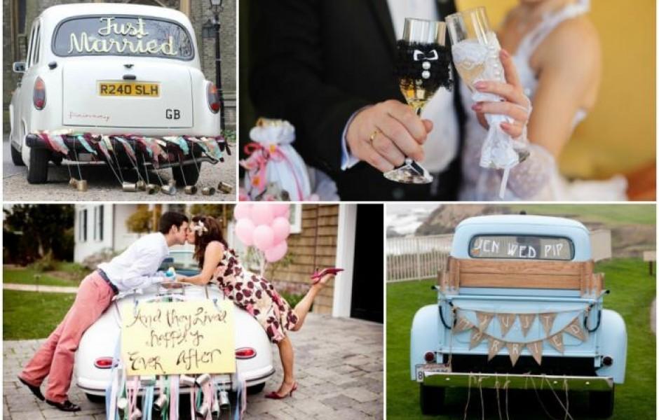 Смешные свадебные традиции разных стран