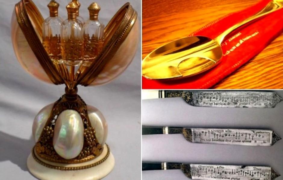15 предметов из прошлого, чей внешний вид может ввести в ступор