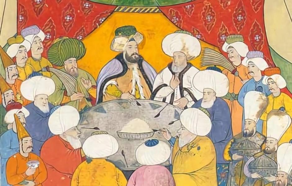Ресторан реконструирует рецепты, умершие вместе с Османской империей